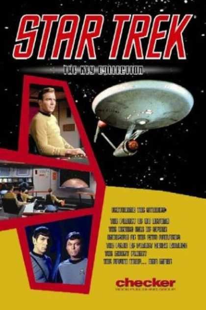 Star Trek Books - Star Trek: The Key Collection Volume 1 (Star Trek: The Key Collection)