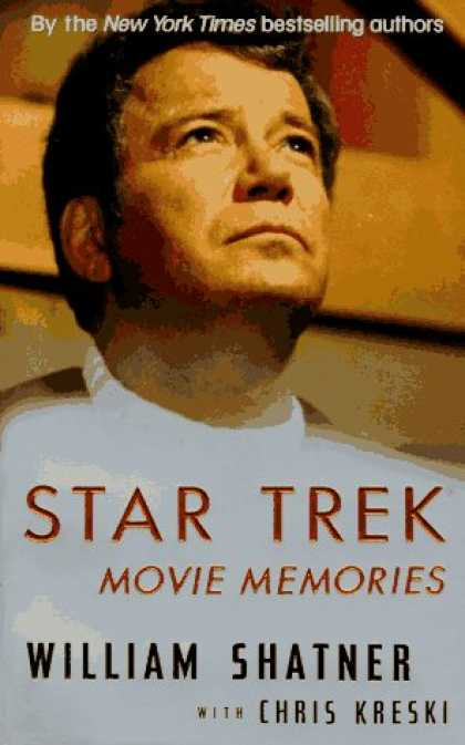 Star Trek Books - Star Trek Movie Memories