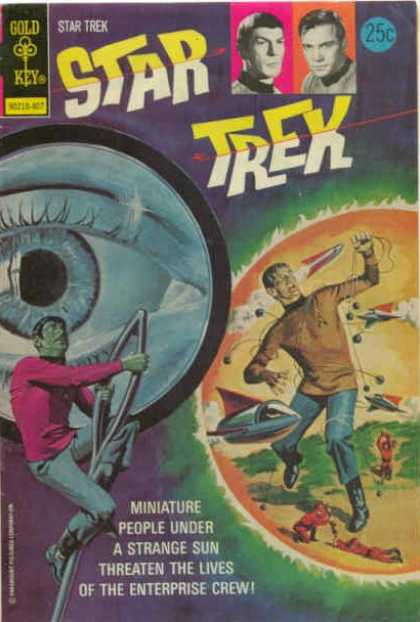 Star Trek 25 - Jim Starlin