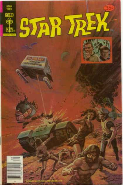Star Trek 52 - Space - The Last Frontier - Shuttle - Captain Kirk - Spock