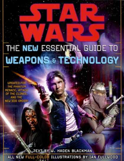 Star Wars Books - The New Essential Guide to Weapons and Technology, Revised Edition (Star Wars)