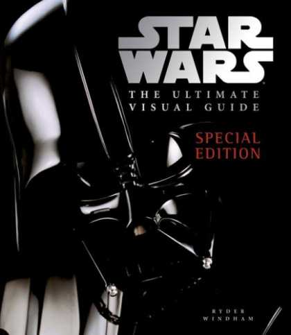 Star Wars Books - The Ultimate Visual Guide to Star Wars