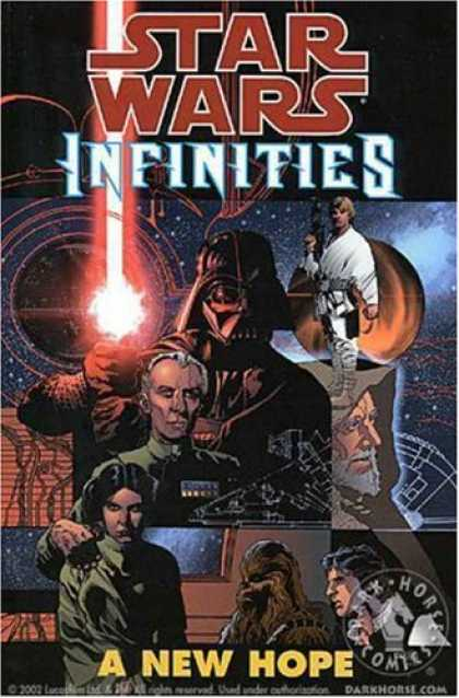 Star Wars Books - A New Hope (Star Wars: Infinities)