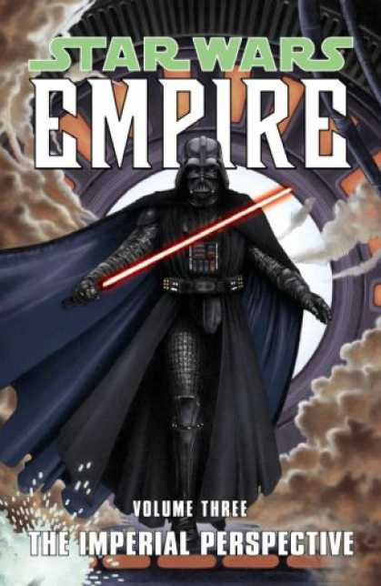 Star Wars Books - The Imperial Perspective (Star Wars: Empire, Vol. 3)