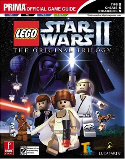 Star Wars Books - Lego Star Wars 2: The Original Trilogy (Prima Official Game Guide)