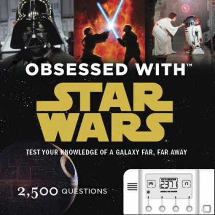 Star Wars Books - Obsessed with Star Wars