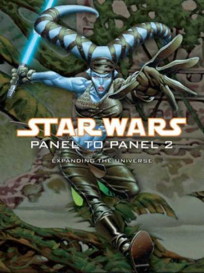 Star Wars Books - Star Wars: Panel to Panel Volume 2: Expanding the Universe (Star Wars (Dark Hors