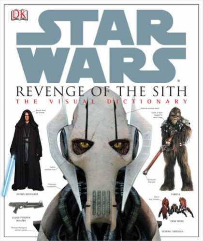 Star Wars Books - The Visual Dictionary of Star Wars, Episode III - Revenge of the Sith