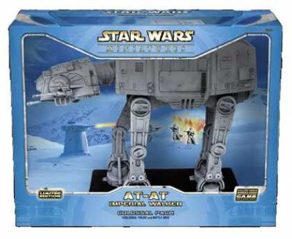 Star Wars Books - Star Wars Miniatures At-At Imperial Walker Colossal Pack (1 Colossal Figure & Ba