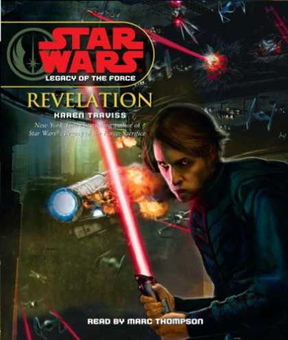 Star Wars Books - Star Wars: Legacy of the Force: Revelation (Star Wars Legacy of the Force)