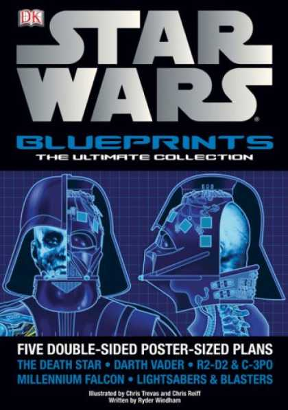 Star Wars Books - Star Wars Blueprints: The Ultimate Collection