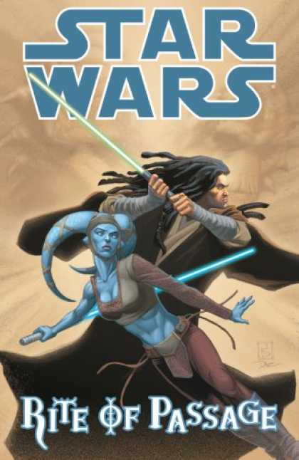 Star Wars Books - Rite of Passage (Star Wars)