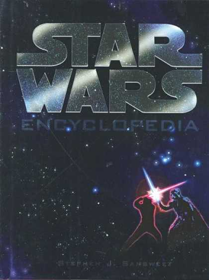 Star Wars Books - Star Wars Encyclopedia