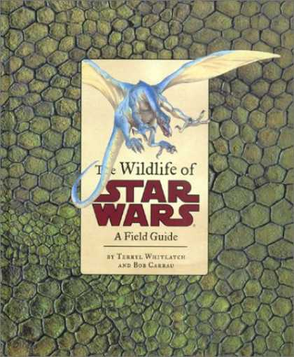 Star Wars Books - The Wildlife of Star Wars: A Field Guide