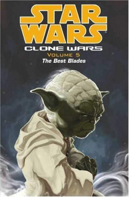 Star Wars Books - The Best Blades (Star Wars: Clone Wars, Vol. 5)