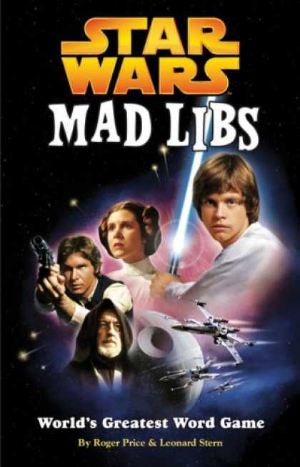Star Wars Books - Star Wars Mad Libs