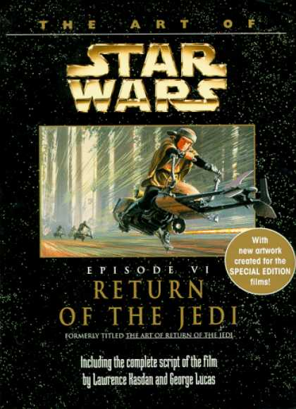 Star Wars Books - The Art of Star Wars, Episode VI - Return of the Jedi