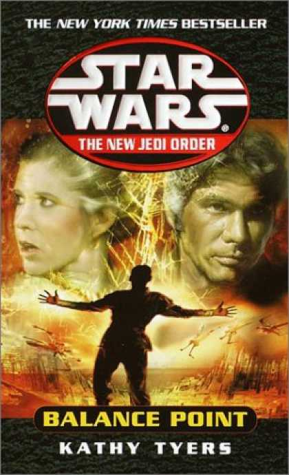 Star Wars Books - Balance Point (Star Wars: The New Jedi Order, Book 6)