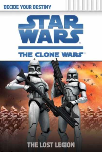 Star Wars Books - The Lost Legion (Star Wars: The Clone Wars)