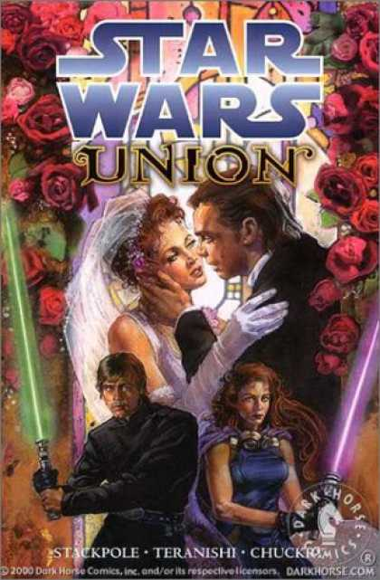 Star Wars Books - Union (Star Wars)