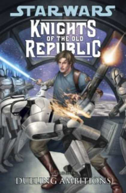 Star Wars Books - Star Wars: Knights Of The Old Republic Volume 7 - Dueling Ambitions