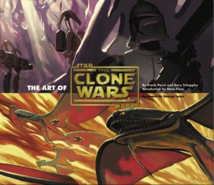 "Star Wars Books - The Art of ""Star Wars"" ""The Clone Wars"" (Star Wars Clone Wars)"