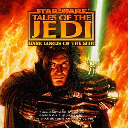 Star Wars Books - Star Wars Tales of the Jedi: Dark Lords of the Sith (Star Wars: Tales of the Jed