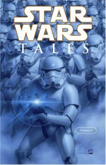 Star Wars Books - Star Wars Tales, Vol. 6
