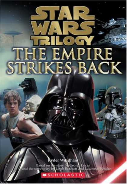 Star Wars Books - Star Wars, Episode V - The Empire Strikes Back (Junior Novelization)