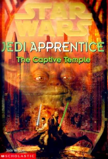 Star Wars Books - The Captive Temple (Star Wars: Jedi Apprentice, Book 7)