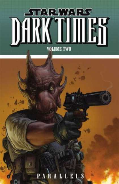 Star Wars Books - Star Wars Dark Times Volume 2: Parallels (Star Wars: Dark Times)