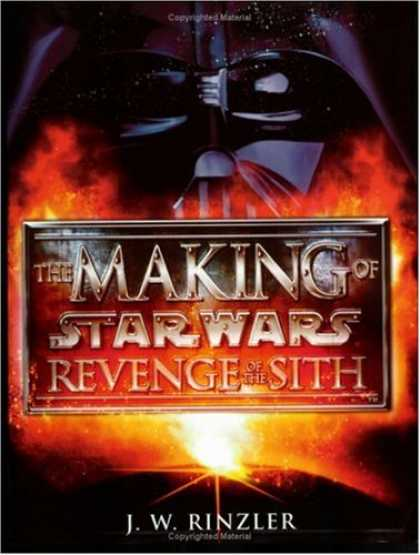 Star Wars Books - The Making of Star Wars, Episode III - Revenge of the Sith