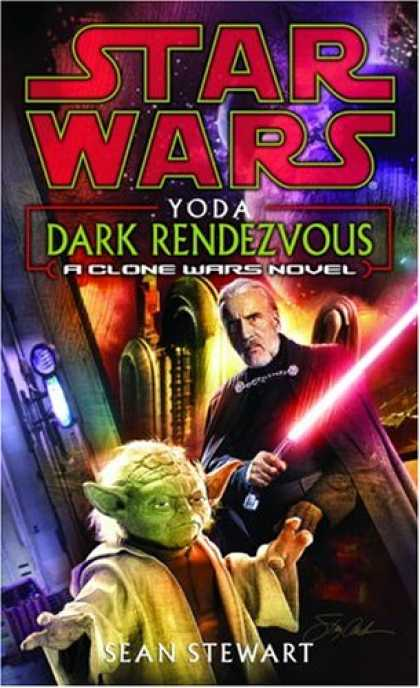 Star Wars Books - Yoda: Dark Rendezvous (Star Wars: Clone Wars)