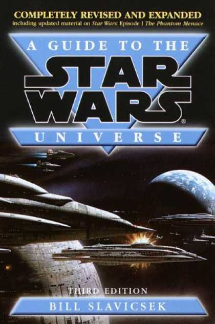 Star Wars Books - A Guide to the Star Wars Universe