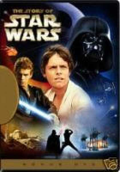 Star Wars Books - The Story of Star Wars