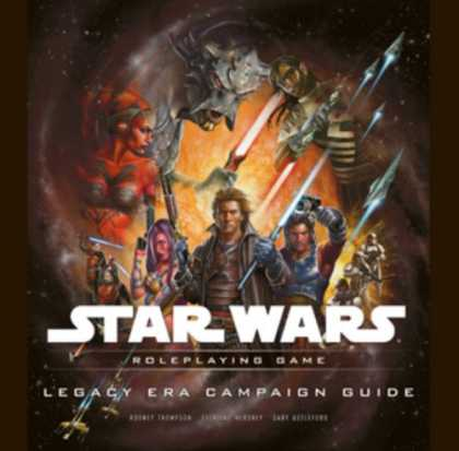 Star Wars Books - Legacy Era Campaign Guide (Star Wars Roleplaying Game)