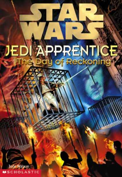 Star Wars Books - The Day of Reckoning (Star Wars: Jedi Apprentice, Book 8)