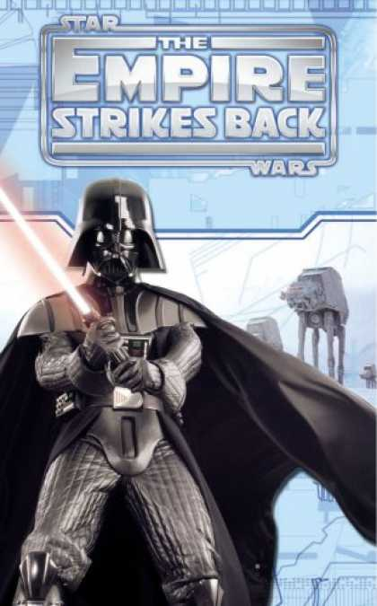 Star Wars Books - Star Wars Episode V: The Empire Strikes Back Photo Comic
