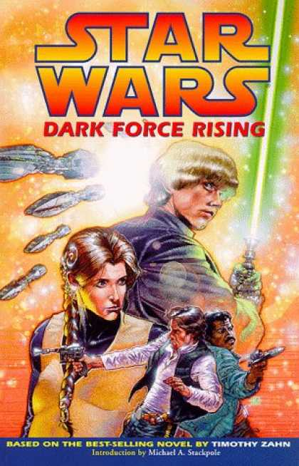 Star Wars Books - Star Wars: Dark Force Rising TPB