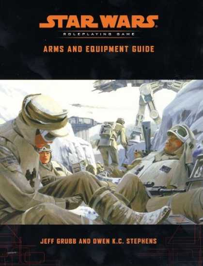 Star Wars Books - Arms and Equipment Guide (Star Wars Roleplaying Game)