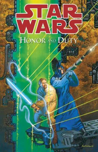 Star Wars Books - Honor and Duty (Star Wars)