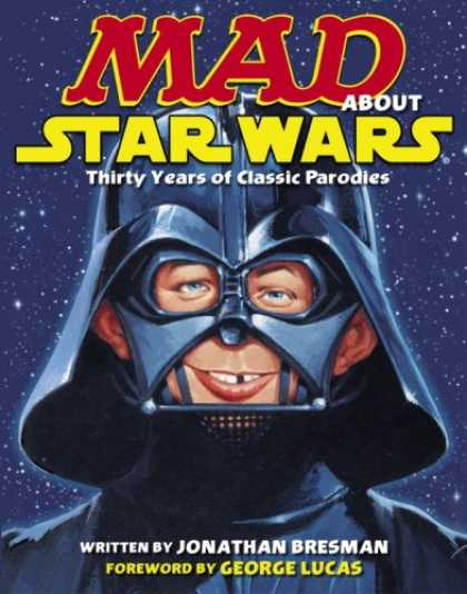 Star Wars Books - MAD About Star Wars (r)