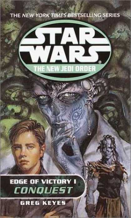 Star Wars Books - Edge of Victory I: Conquest (Star Wars: The New Jedi Order, Book 7)
