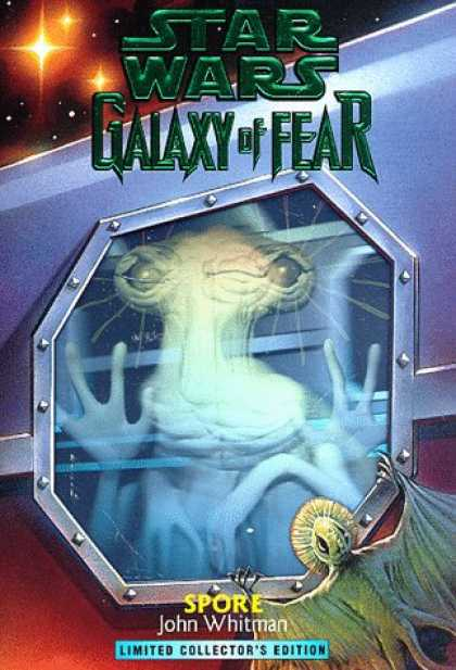Star Wars Books - Spore (Star Wars: Galaxy of Fear, Book 9)