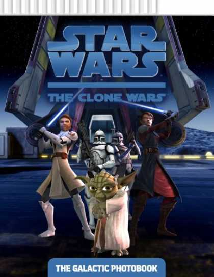 Star Wars Books - The Galactic Photobook (Star Wars: The Clone Wars)