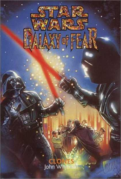 Star Wars Books - Clones (Star Wars: Galaxy of Fear, Book 11)