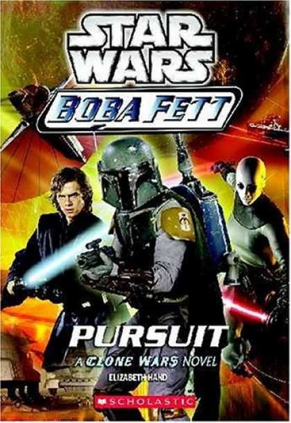 Star Wars Books - Pursuit (Star Wars: Boba Fett, Book 6)