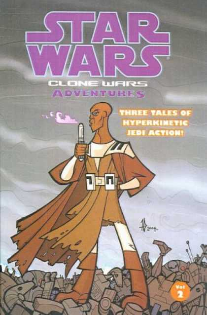 Star Wars Books - Star Wars Clone Wars Adventures 2 (Star Wars: Clone Wars Adventures)