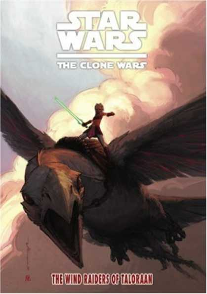 Star Wars Books - Star Wars: Wind Raiders of Taloraan v. 3: The Clone Wars (Star Wars Clone Wars)