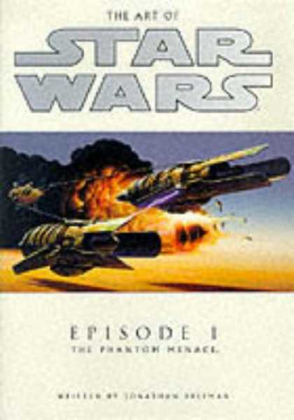 "Star Wars Books - "" Star Wars Episode One "" : Art of Star Wars"